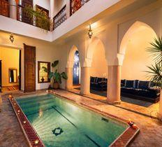 Riad Darhani Marrakech Morocco