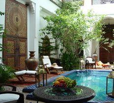 Riad Les Yeux Bleus Marrakech Morocco