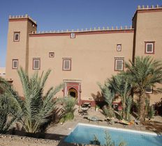 Hotel Tomboctou Tinghrir Morocco