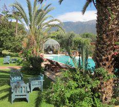 Hotel La Roseraie Ouirgane Atlas mountains Morocco