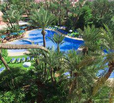 Semiramis Hotel Marrakech Morocco