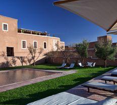Tigmi guest house hotel Marrakech Morocco