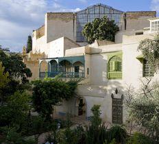 Jardin des Biehn, Fes, Morocco