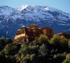 kasbah du toubkal atlas mountains morocco hotel