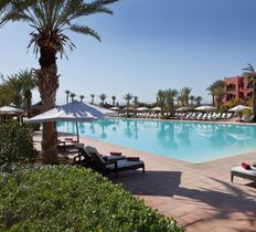 Kenzi Menara Palace All-inclusive Marrakech Morocco