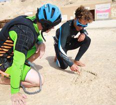 kite surfing lessons Dakhla Morocco