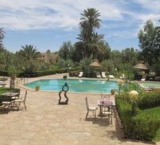 Ksar Assalassil Hotel Erfoud Morocco