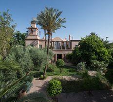 Les Deux Tours, boutique hotel in Marrakech, Morocco
