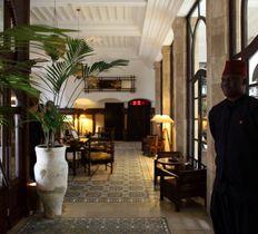 Palais Hotel Heure Bleue Essaouira Morocco Relais & Chateaux