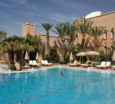 Berber Palace Hotel Ouarzazate Morocco