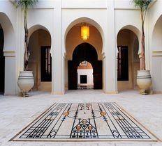 Villa Makassar, Marrakech, Morocco