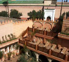 La Maison Arabe Hotel Marrakech Morocco