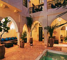Riad Cinnamon, Marrakech