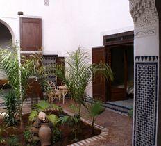 Riad Felloussia, Meknes, Morocco