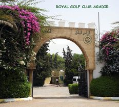 Royal Golf Agadir, Morocco