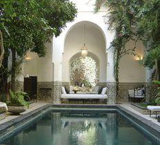 Riyad Edward, Marrakech, Morocco