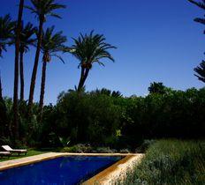villa jnane tamsna palmeraie marrakech morocco luxury hotel