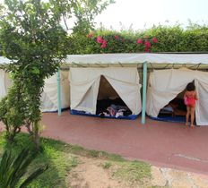 Surfland Kids holiday Surf Camp in Oualidia Morocco