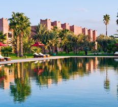 Taj Palace Marrakech - Lawrence of Morocco - Holidays