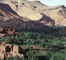 M'Goun valley Morocco trekking holidays