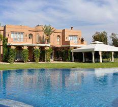 Villa Dinari, Marrakech, Morocco